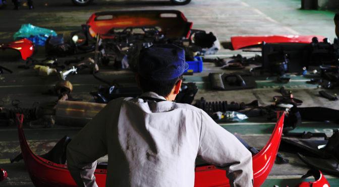 Mazda starter restaurering af den første klassiske MX-5 model